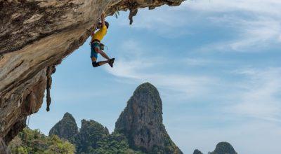What to Wear Rock Climbing Outdoors