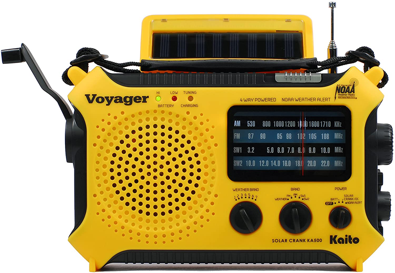 Battery Powered Radios For Emergencies