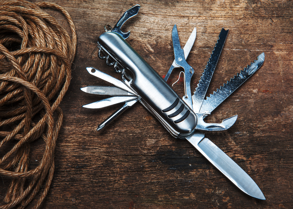 Tools For Survival In The Wilderness