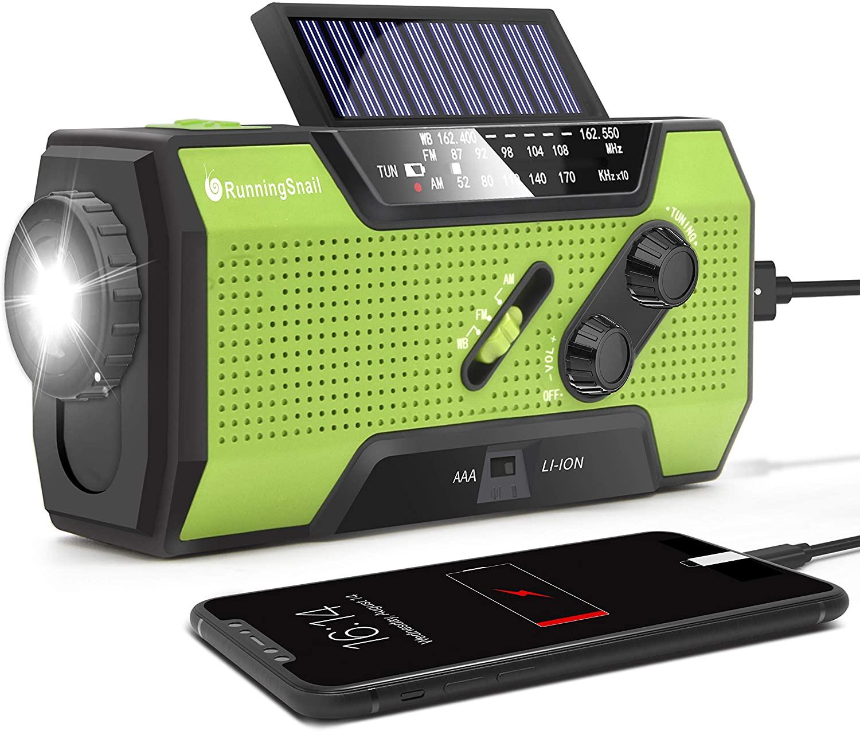 Battery Powered Radios For Emergencies — RunningSnail