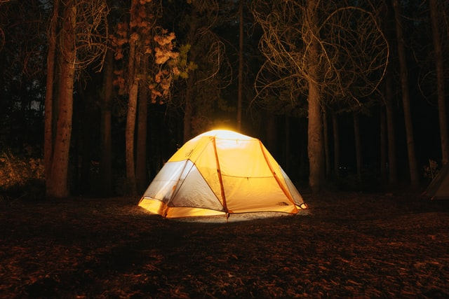 Can you camp in National parks for free