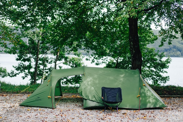 how to waterproof a nylon tent