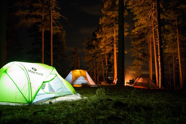 best tents for camping with toddler