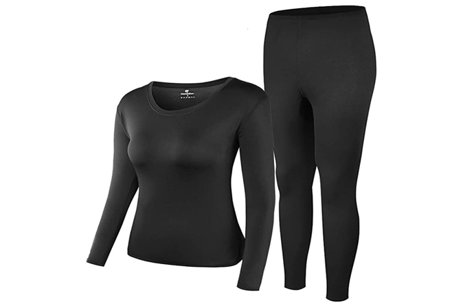 best base layer for skiing women